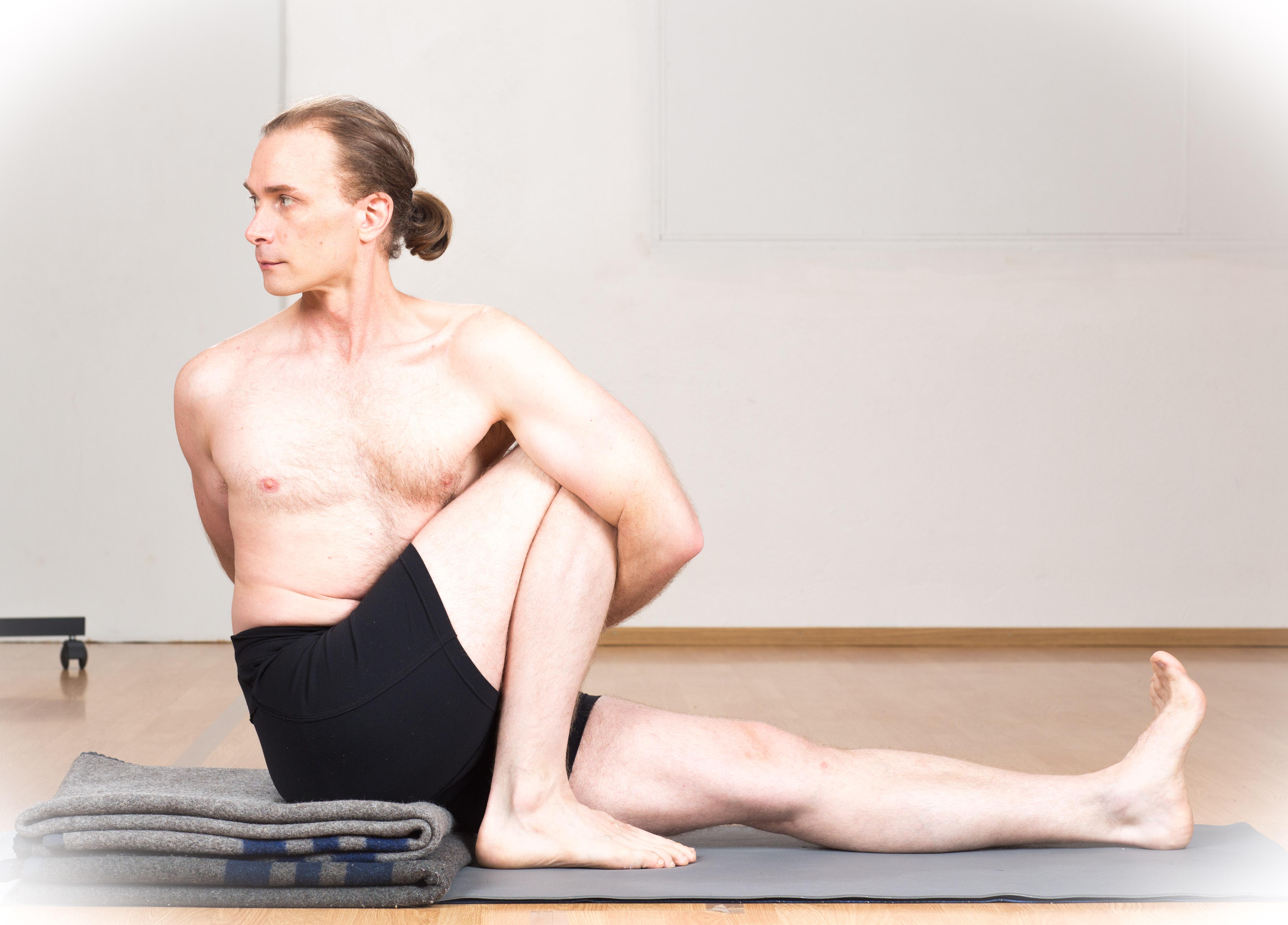 Iyengar Yoga Level 2 Course Fall 2021 (Studio Yama)
